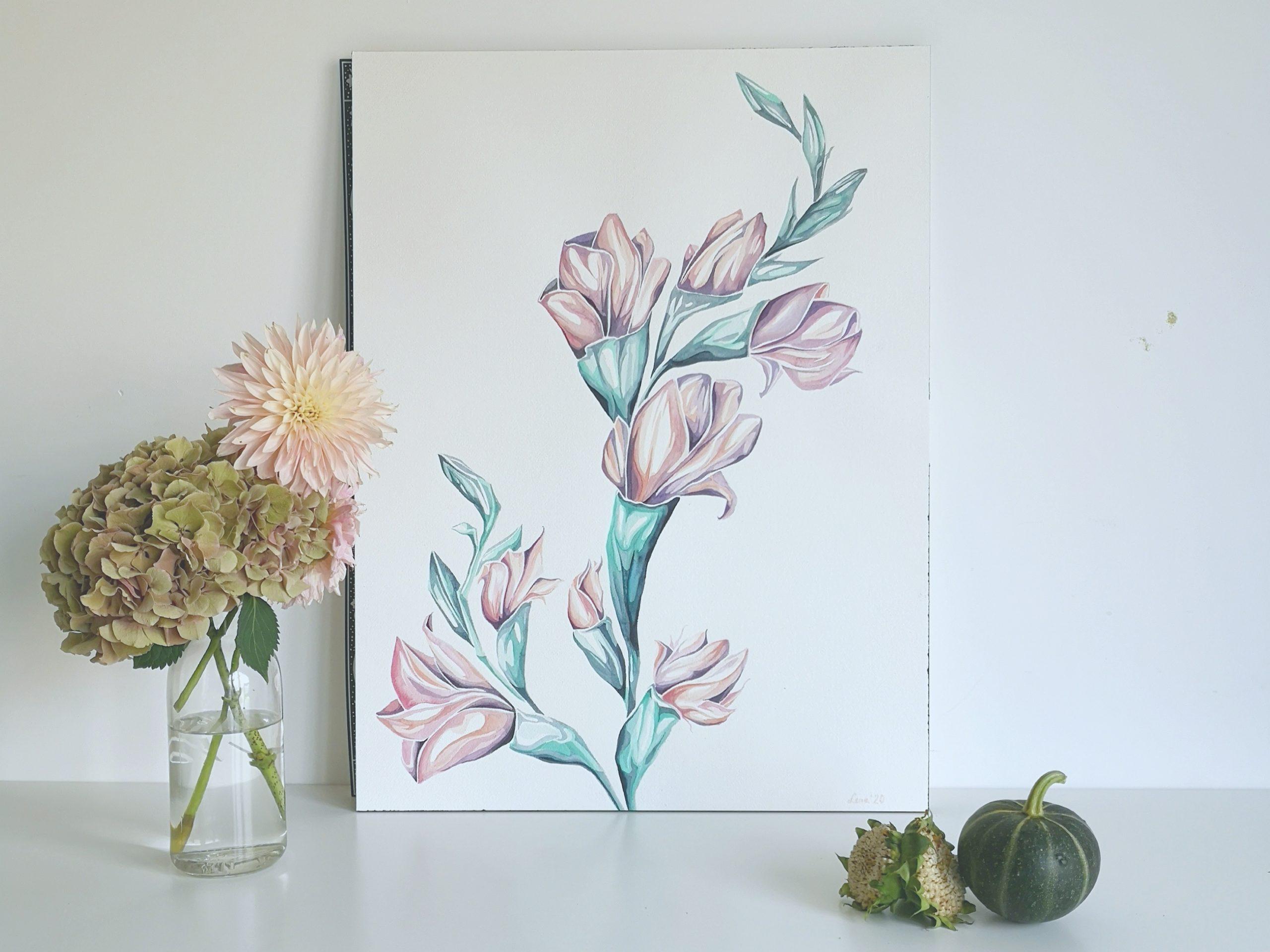 Co warto wiedzieć, zanim zaczniesz malować akwarelami? MINI PODCAST odc. 1